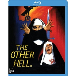 Other Hell Blu-ray Cover