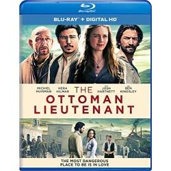 Ottoman Lieutenant Blu-ray Cover