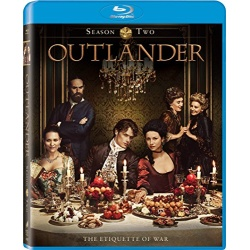 Outlander Season Two Blu-ray