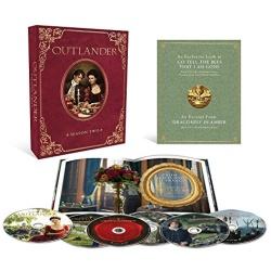 Outlander: Season 2 Blu-ray Cover