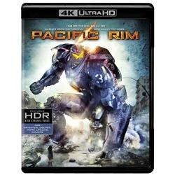 Pacific Rim Blu-ray Cover
