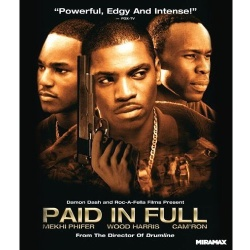 Paid in Full Blu-ray Cover