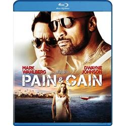 Pain & Gain Blu-ray Cover