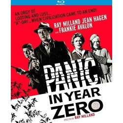Panic in Year Zero Blu-ray Cover