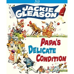 Papa's Delicate Condition Blu-ray Cover