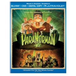 ParaNorman Blu-ray Cover