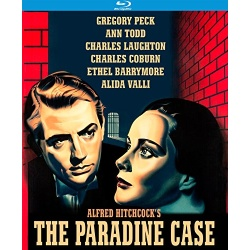 Paradine Case Blu-ray Cover