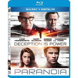 Paranoia Blu-ray Cover