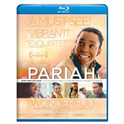 Pariah Blu-ray Cover