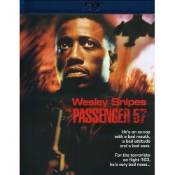 Passenger 57 Blu-ray Cover
