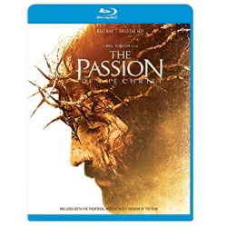 Passion of the Christ Blu-ray Cover