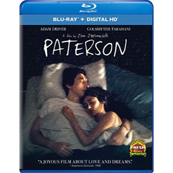 Paterson Blu-ray Cover