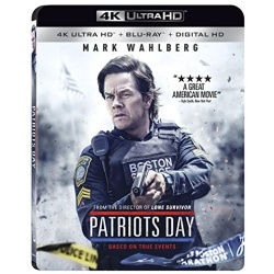 Patriots Day Blu-ray Cover