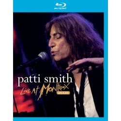 Patti Smith: Live at Montreux 2005 Blu-ray Cover
