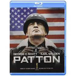 Patton Blu-ray Cover
