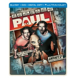 Paul Blu-ray Cover