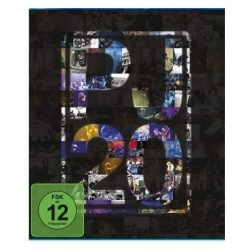 Pearl Jam Twenty Blu-ray Cover