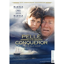 Pelle the Conqueror Blu-ray Cover