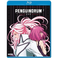 Penguindrum: Collection 2 Blu-ray Cover