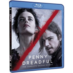 Penny Dreadful: The Complete 2nd Season Blu-ray Cover