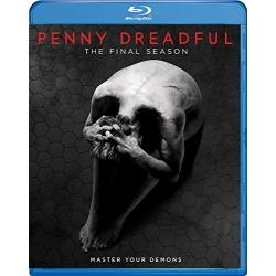 Penny Dreadful: The Final Season Blu-ray Cover