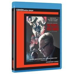 People vs. Fritz Bauer Blu-ray Cover