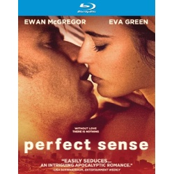 Perfect Sense Blu-ray Cover