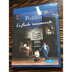 Pergolesi: Lo Frate Nnamorato Blu-ray Cover