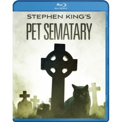 Pet Sematary Blu-ray Cover