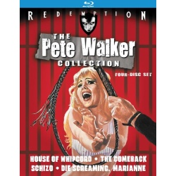 Pete Walker Collection Blu-ray Cover