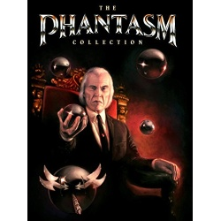 Phantasm Collection Blu-ray Cover