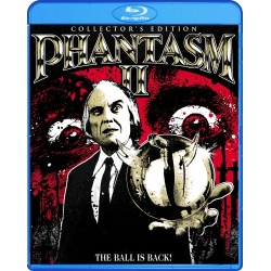 Phantasm II Blu-ray Cover