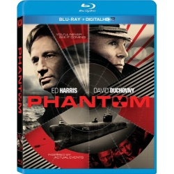 Phantom Blu-ray Cover