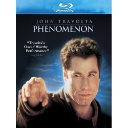 Phenomenon Blu-ray Cover