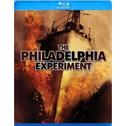 Philadelphia Experiment Blu-ray Cover