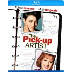 Pick-Up Artist Blu-ray Cover