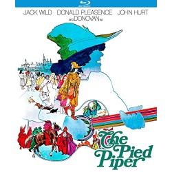 Pied Piper Blu-ray Cover