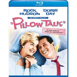 Pillow Talk Blu-ray Cover