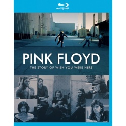 Pink Floyd: Story of Wish You Were Here Blu-ray Cover