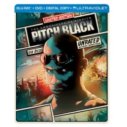 Pitch Black Blu-ray Cover