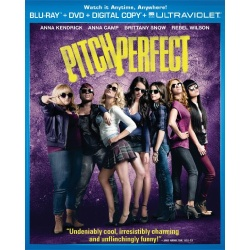 Pitch Perfect Blu-ray Cover