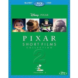 Pixar Short Films Collection: Volume 2 Blu-ray Cover