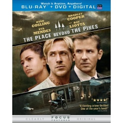 Place Beyond the Pines Blu-ray Cover