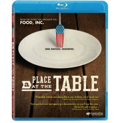 Place at the Table Blu-ray Cover