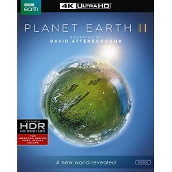 Planet Earth II Blu-ray Cover