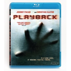 Playback Blu-ray Cover