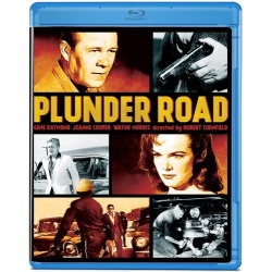 Plunder Road Blu-ray Cover
