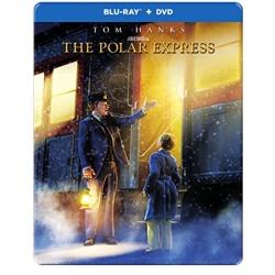Polar Express Blu-ray Cover