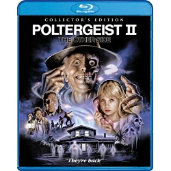 Poltergeist II: The Other Side Blu-ray Cover