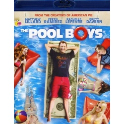 Pool Boys Blu-ray Cover